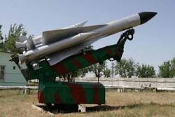 آماده باش پدافند هوایی سوریه برای دفع حمله هوایی