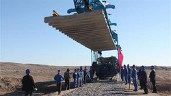 Iranian companies sign rail deal despite US sanctions