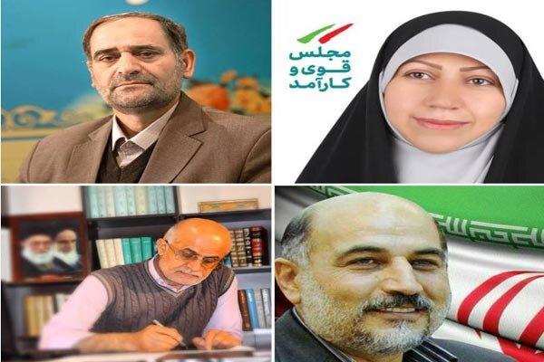 مردم استان قزوین به اصول گرایان اعتماد کردند