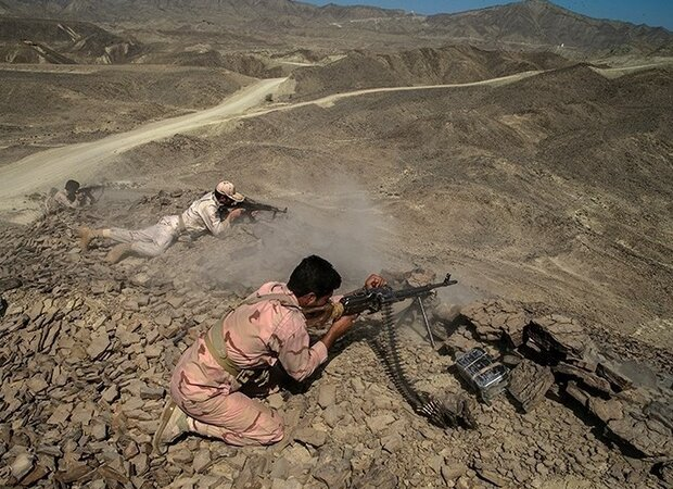 Two border guards martyred in Sistan and Baluchestan