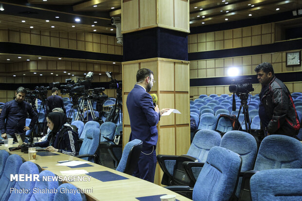 Parl. elections headquarters in interior ministry