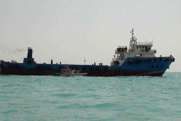 40,000 liters of smuggled fuel seized in Bandar Mahshar