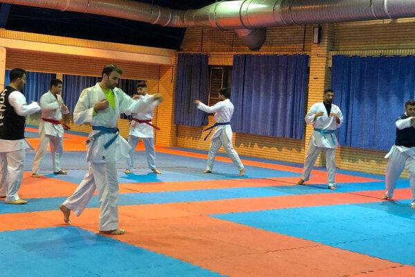 دور جدید تمرینات تیم ملی کاراته فردا آغاز می شود