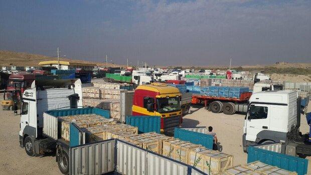 Iran-Iraq trade continues at borders: statement