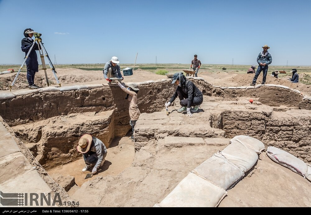 Archaeological survey confirms Iron Age site in northeast Iran