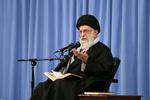 رہبر معظم کا عظیم اور مطلوبہ انتخابی امتحان کے سلسلے میں ایرانی عوام کا تہہ دل سے شکریہ