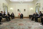 وزیر خارجه اتریش با روحانی دیدار کرد