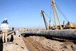عملیات احداث کانال جدید آبرسانی اهواز آغاز شد