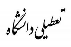 کرونا دانشجویان اصفهانی را تا آخر هفته آینده  خانه نشین کرد/تشکیل کلاس به شکل مجازی