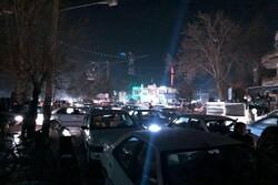 هجوم مردم سلماس به خیابان/آذربایجان غربی روی خط زلزله