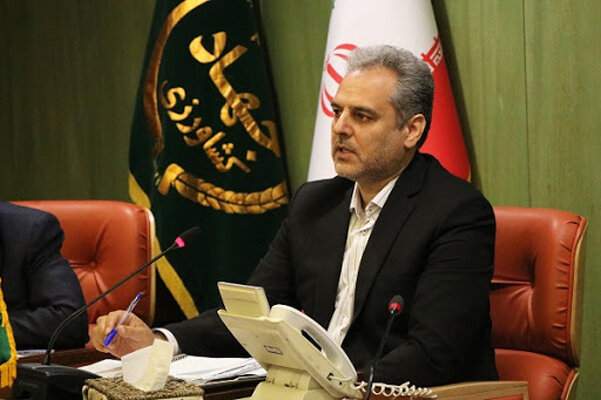 Rouhani appoints Khavazi as agriculture minister