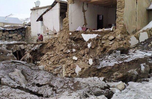 زمین لرزه ۵.۴ ریشتری رویدر خسارت جانی و مالی نداشت