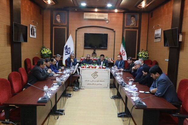 توزیع اقلام بهداشتی در استان بوشهر انجام میشود