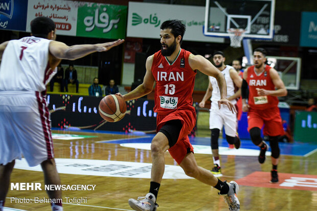 National Basketball Team to depart for Qatar on Nov. 24