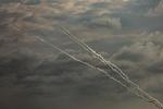 رشقات صاروخية جديدة تطلقها المقاومة الفلسطينية في غزة