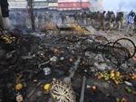 دہلی میں امریکی صدر ٹرمپ کے دورے کے دوران مسلمانوں پر پولیس کا بہیمانہ تشدد