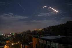 حمله هوایی رژیم صهیونیستی به سوریه و نوار غزه