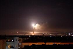 Suriye hava savunması İsrail saldırısına karşı koydu