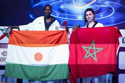 تکواندوکاران ۹ کشور در قاره آفریقا سهمیه گرفتند