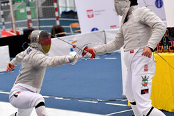 سقوط شمشیربازی ایران در رنکینگ المپیکی اسلحه سابر