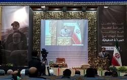 Foreign students in Qom mark anniversary of Islamic Revolution