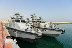 joint Saudi-US drill underway in Persian Gulf