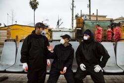 رشت میں کورونا وائرس کی روک تھام کے لئے جراثیم کشی کی مہم کا آغاز