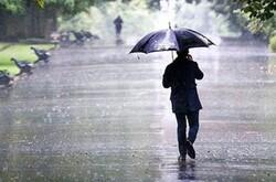 بارش باران در خوزستان آغاز شد/ بارش تگرگ در بستان