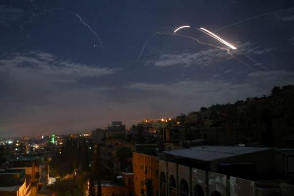 حمله هوایی اسرائیل به مواضع جهاد اسلامی در سوریه و نوار غزه