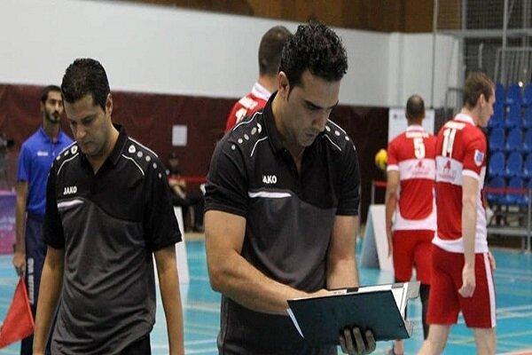والیبال ایران مربی تکنیکی نیاز دارد