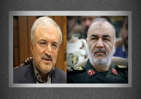 IRGC ready to cooperate in fighting against Covid-19: Cmdr.