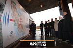افتتاح آزادراه تهران شمال با حضور رئیس جمهور