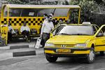 تخلف برخی رانندگان تاکسی در کرج/ سوار کردن چهار سرنشین