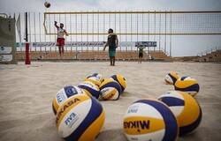 رقابت های والیبال ساحلی زیر ۱۶ سال با قهرمانی گلستان پایان یافت