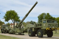 توپخانه ای که تا ۱۶۰۰ کیلومتری شلیک میکند