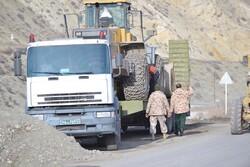 ۱۴۰۰واحد مسکونی خسارت دیده در زلزله قطور آورار برداری شد