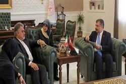 Iran, Turkey discuss ways to fight, control coronavirus