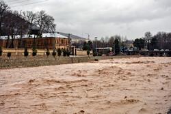 اجرای ۱۳ پروژه آبخیزداری در شهر خرمآباد برای کنترل سیلاب