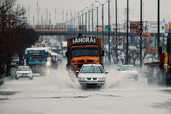 İran'ın Hemedan eyaletini su bastı!