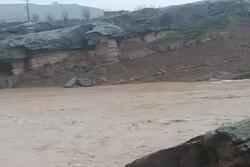 سیلاب در جنوب سیستان و بلوچستان جان ۲ نفر را گرفت