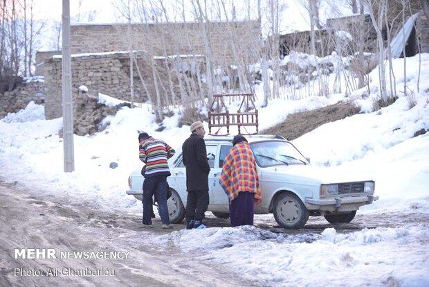 وضعیت مناطق زلزله زده خوی