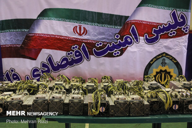 Police seizes firecrackers, smuggled foreign currencies in Tehran