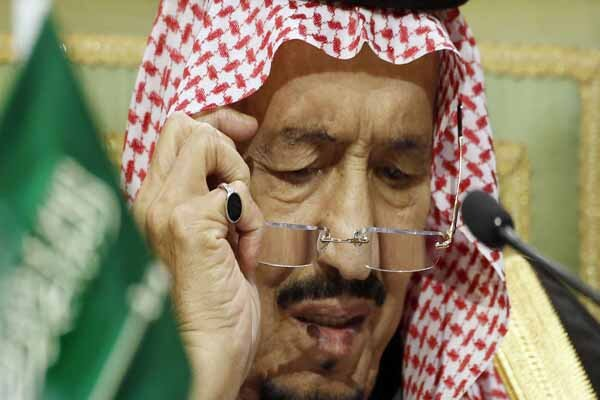 King Salman suffers from Alzheimer's: Saudi dissident