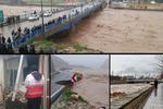 احتمال وقوع سیلاب در لرستان/ مردم از حریم رودخانهها فاصله بگیرند