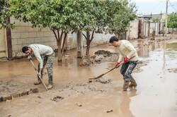 جهادگران مجازی، سیلاب را مهار کردند
