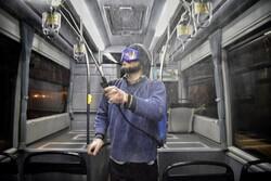 İran'da toplu taşıma araçlarında koronavirüs önlemi sürüyor
