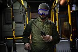 استمرار ضدعفونی روزانه ۵ هزار دستگاه اتوبوس