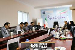 جلسه ویژه معاونان بهداشت دانشگاههای علوم پزشکی تهران
