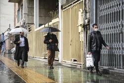 پیش بینی بارش شدید باران در ۵ استان