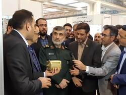 """""""حاجي زادة"""" يؤكد استعداد الحرس الثوري تقديم أي مساعدة للحكومة لمكافحة فيروس """"كورونا"""""""